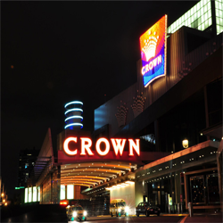 Crown casino melbourne online induction